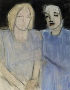 1942-Helene-Schjerfbeck-1862-1946-Friends